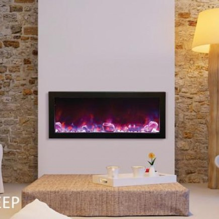 see etc tv st warehouse modern fireplace with fireplaces flare through and linear mantel