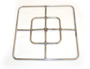 SQUARE FIRE RING