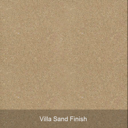 villa sand finish