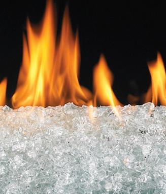 """24"""" Standard Glass Burner (Natural Gas only)"""
