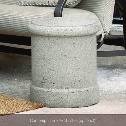 01 contempo tank end table