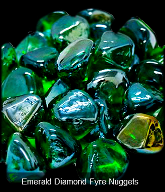 nuggets emerald diamond