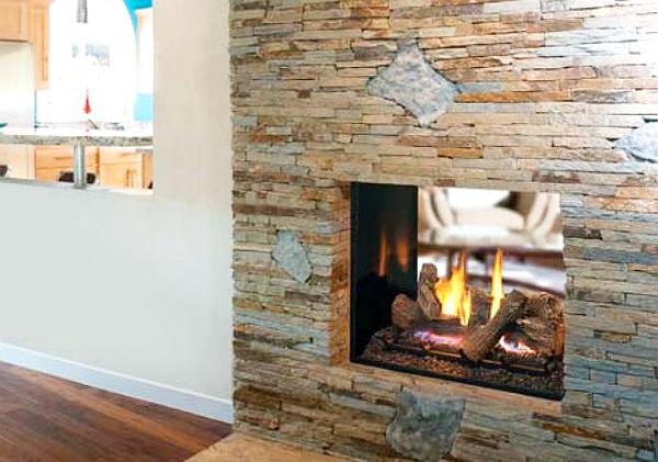 Lennox montebello fireplace masonry heater gas fireplaces for Montebello fireplace