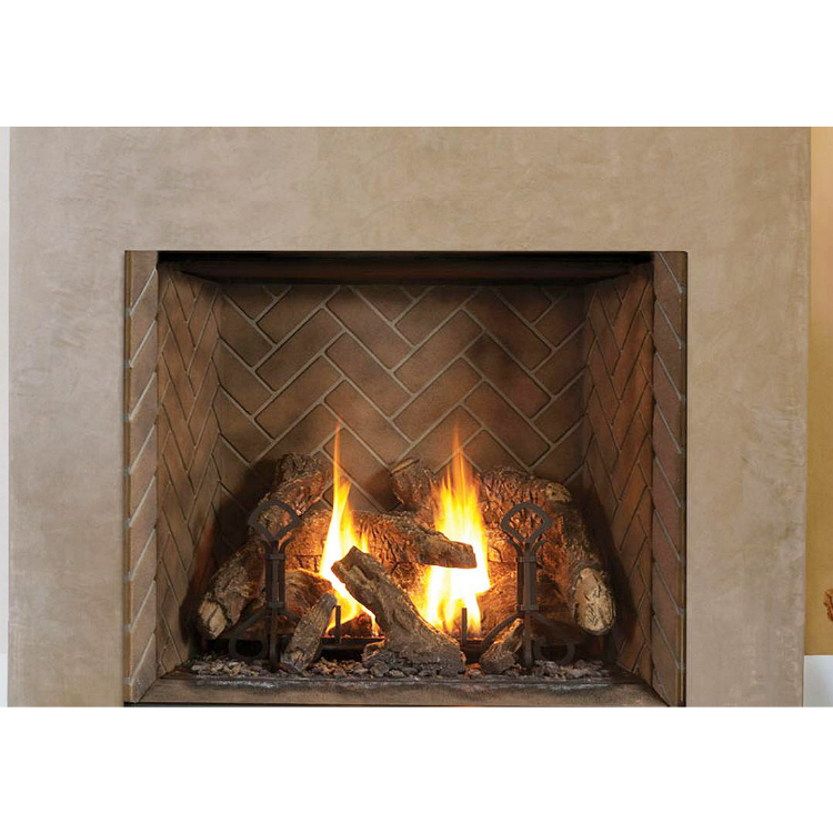 Buy Gas Fireplaces Online Alpha 36 Traditional San Francisco Bay Area CA