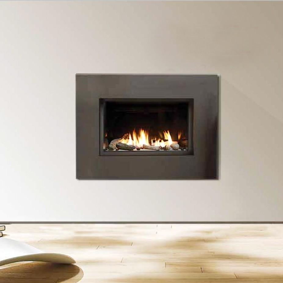 modern gas fireplaces square in san francisco bay area ca