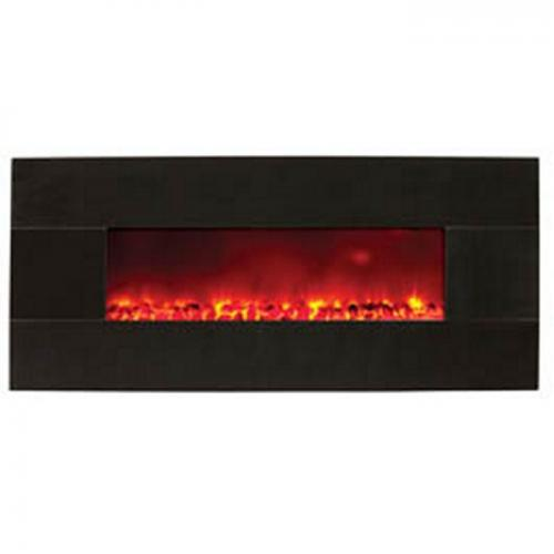 "38"" Electric Fireplace w/Black Granite"