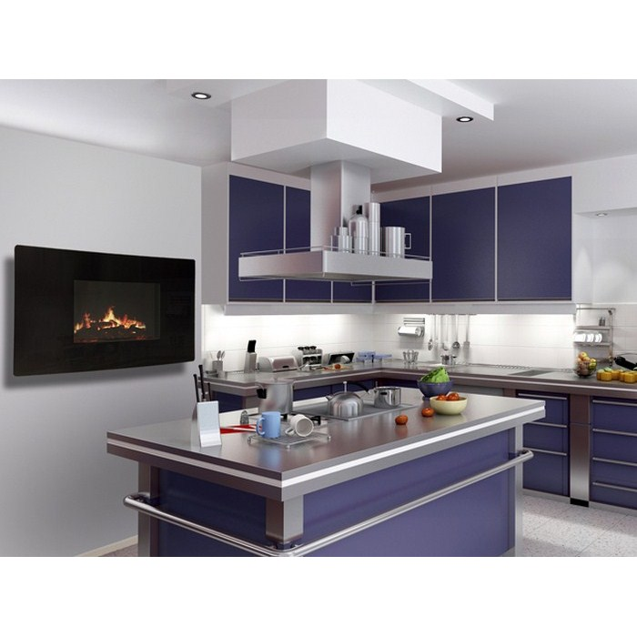 ... Celsi Electric Fireplace Kitchen Thefireplaceelement ...