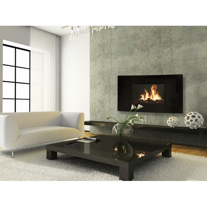 Buy electric fireplaces online celsi electric fireplace for Large modern fireplaces