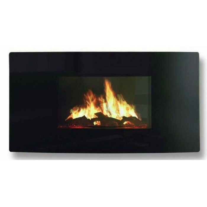 Buy Online Celsi Electric Fireplace Curved San Francisco Bay