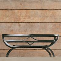 Caxton freestanding fire basket