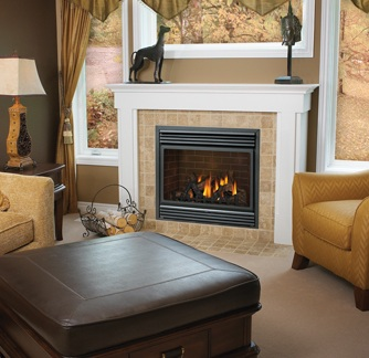 BGD36NTR Gas Fireplace