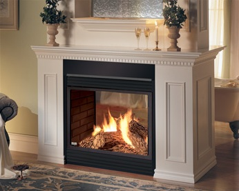 Buy Gas Fireplaces Online BGD40 San Francisco Bay Area CA The Fireplac