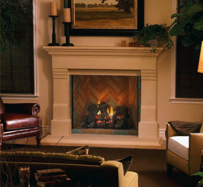 Buy Gas Fireplaces Online | Sentinel | San Francisco Bay Area, CA ...