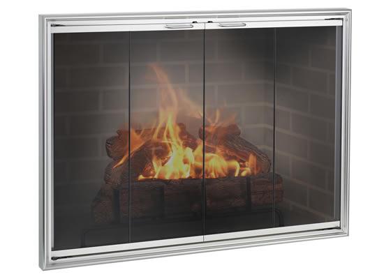 Buy Fireplace Doors Online The Shadow San Francisco