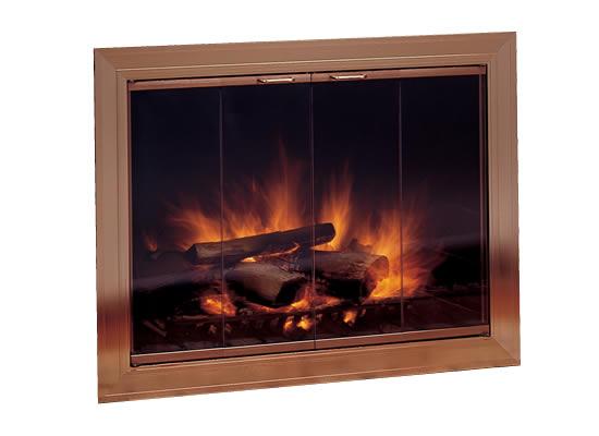 Buy Fireplace Doors Online The Savannah San Francisco Bay Area