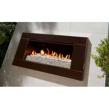 Buy Outdoor Fireplace Online Ef5000 Outdoor Gas Fireplace San Francisco Bay Area Ca The