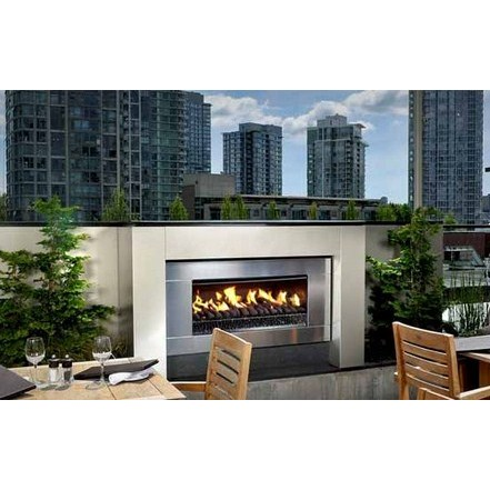 Buy outdoor fireplace Online | EF5000 Outdoor Gas Fireplace | San ...