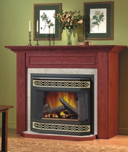 EF36 Electric Fireplace