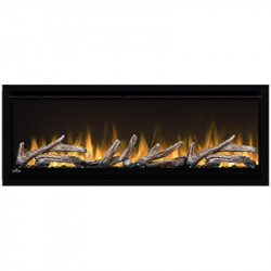alluravision electric fireplace detail 01