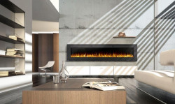 allure 100 electric fireplace lifestyle