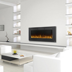 allure 50 electric fireplace