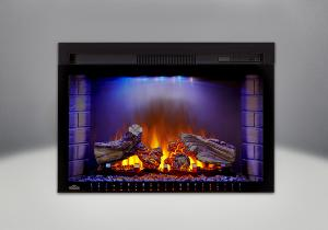 with the cinema 29 electric fireplace