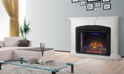 the taylor fireplace electric lifestyle