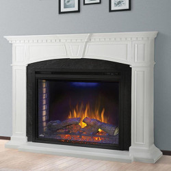 the taylor fireplace electric