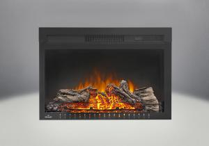 comes with the cinema 27 electric fireplace