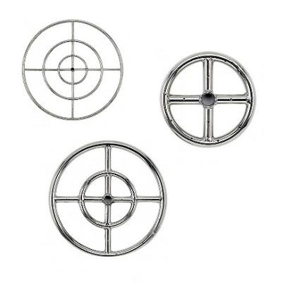 Fire Rings Cross Burner (Made in USA)