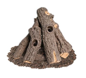Praire Oak Logs