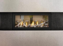 acies see thru series gas fireplace lifestlye 02
