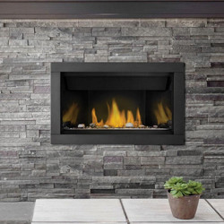 ascent linear series gas fireplace