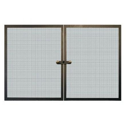 Buy Fireplace Doors Online | Fyre-Gate No Frame | San
