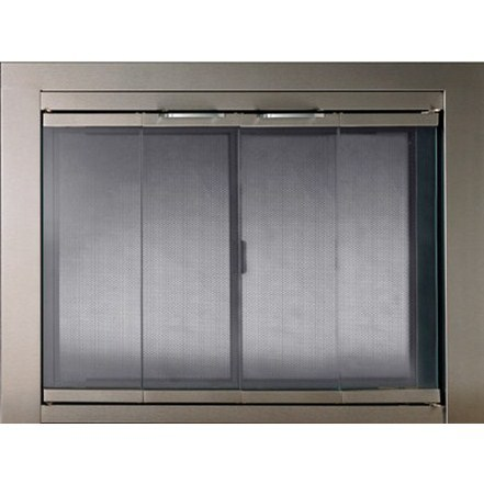 Buy Fireplace Doors Online Portland Contemporary San Francisco Bay Area Ca The Fireplace