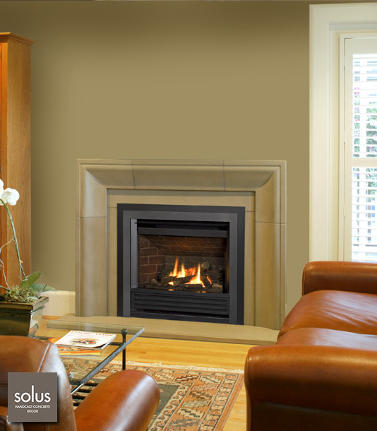Buy Gas Fireplaces Online Horizon Series San Francisco Bay Area CA The