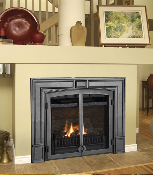Buy Gas Fireplaces Online Horizon Series San Francisco