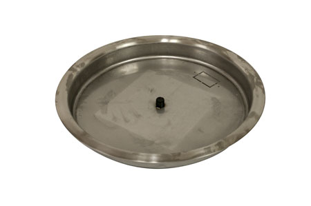 Round Bowl Burner Pan