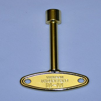 Key Valves Brass 307-U Universal