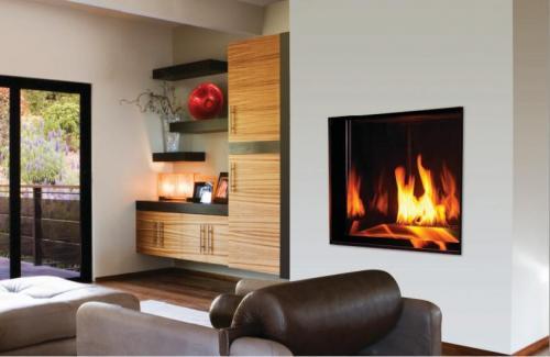 Alpha 36 Direct Vent Gas Fireplace