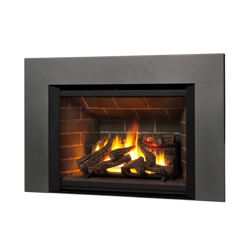 Buy gas inserts on display gas inserts online legend g4 for Modern fireplace inserts gas