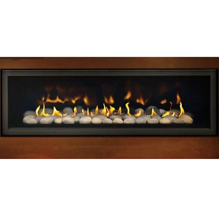 Buy Fireplaces & Accessories Online | MKRY River Rocks - Grey ...