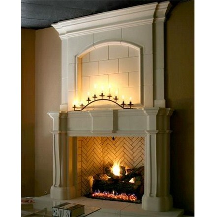 Large Overmantel