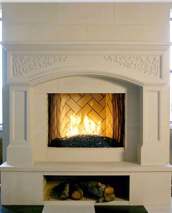 Paris Mantel