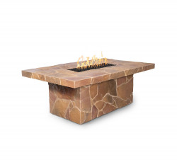 grove flagstone fire pit tuscany