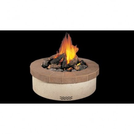 outdoor campfyre thefireplaceelement
