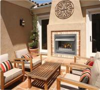 GSS36 - Outdoor Fireplace