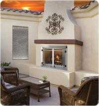GSS42 - Outdoor Fireplace