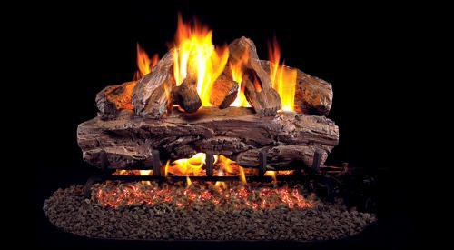 """18"""" Cedar Gas Log"""