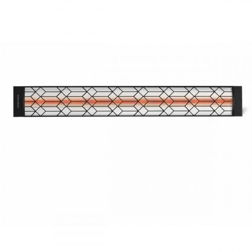Infratech - C20-Motif - Single Element - 2,000 Watt Elecrtic Patio Heater - Motif Collection
